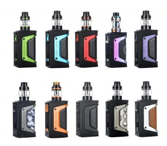 Geek Vape Aegis Legend Kit with Aero Mesh Tank – £3.10