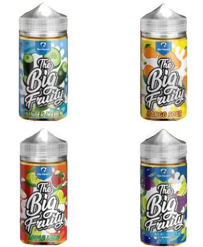 The Big Fruity 200ml Short Fill – £10.00