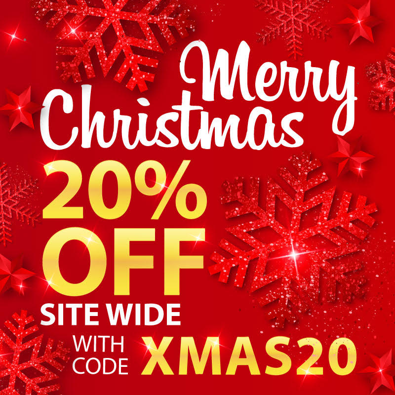 20% OFF at ELFC