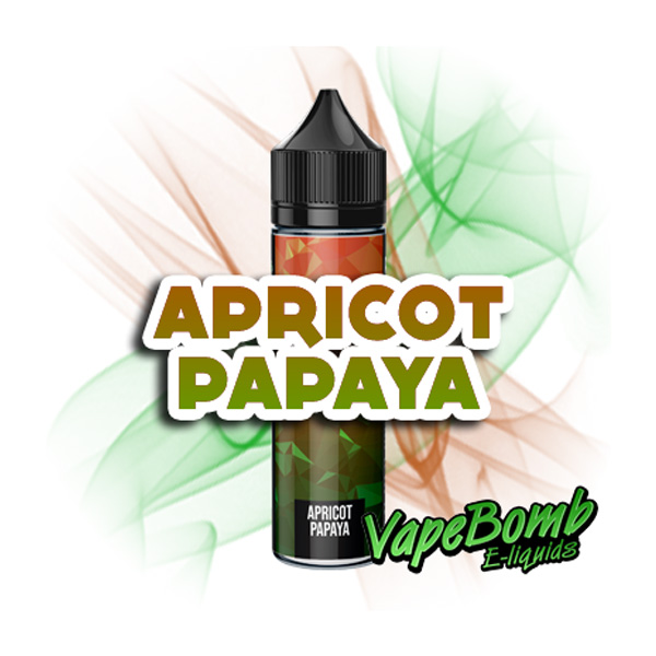 Apricot Papaya 50ml E-liquid – £4.49