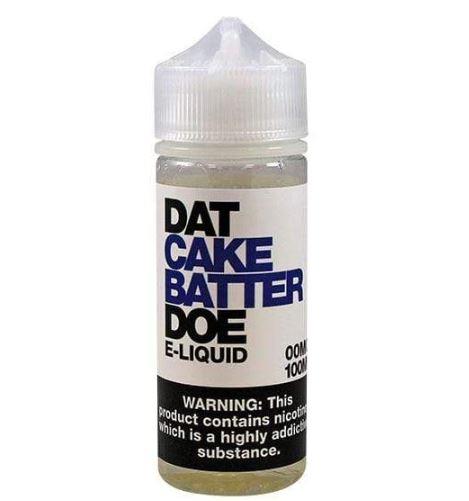Cake Batter Doe 100ml Shortfill – £7.99