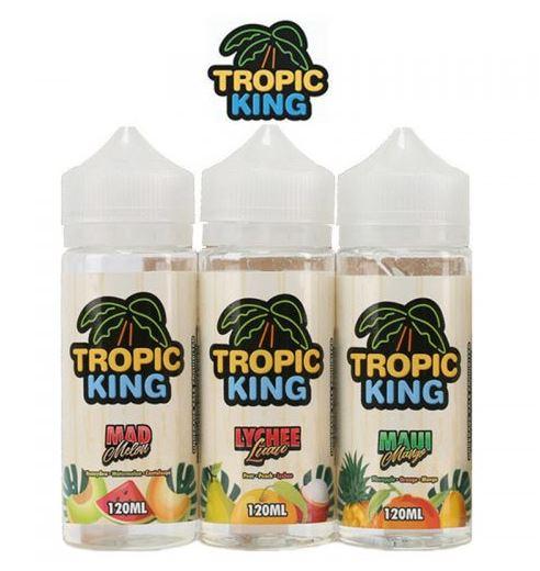 Tropic King 100ml Shortfill – £5.99