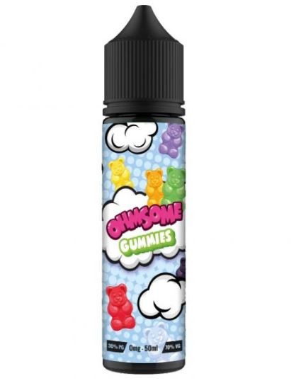 Gummies 50ml E-Liquid Short Fill £3.50 by Ohmsome