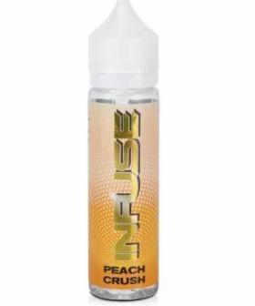 Infuse Peach Cush 50ml E-Liquid Shortfill – £1.99