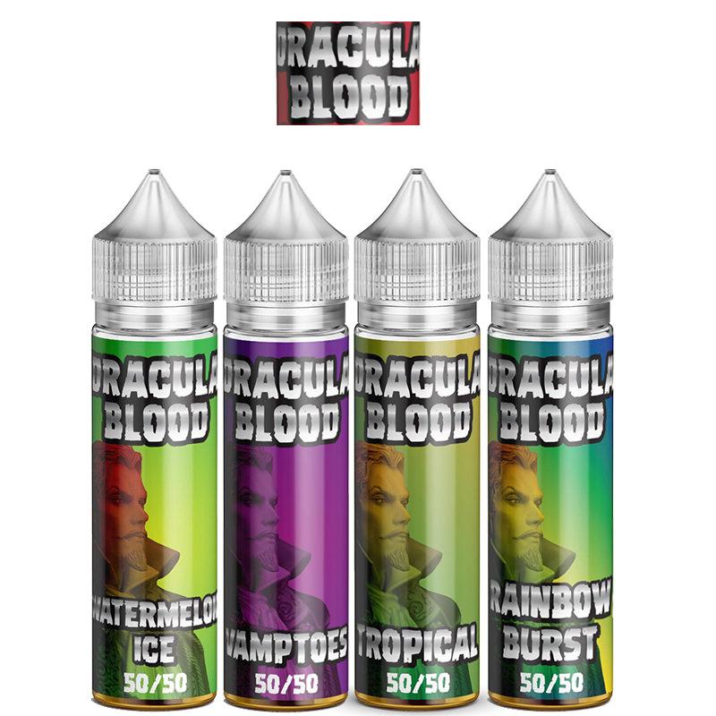 Dracula Blood 50ml E-Liquid Shortfill – £4.99
