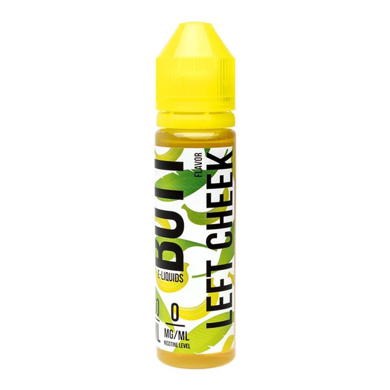 Left Cheek 50ml E-Liquid Shortfill – £9.49