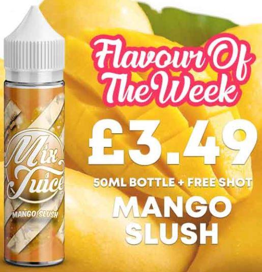 Mango Slush 50ml E-Liquid