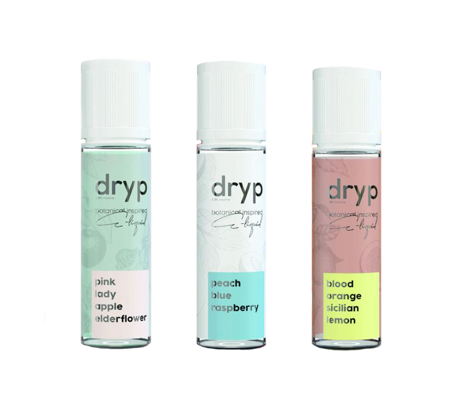 DRYP Short Fill E-Liquid 50ml – £7.96