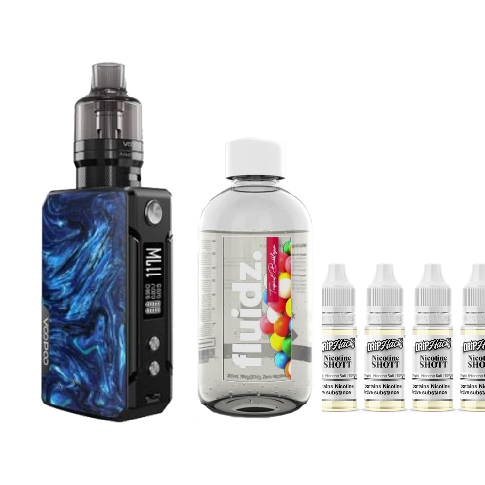 VOOPOO Drag Mini Refresh Bundle – £40.00