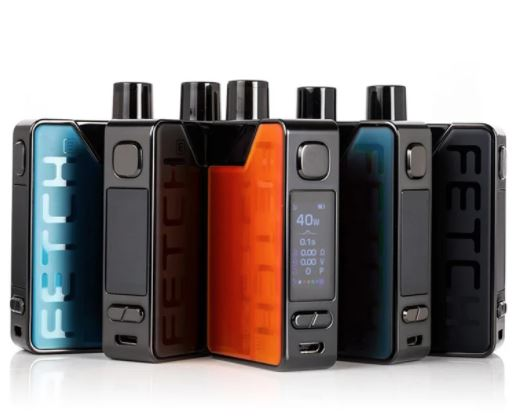 SMOK Fetch Mini Pod Kit – £8.97