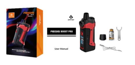Geekvape Aegis Boost Pro – £16.09