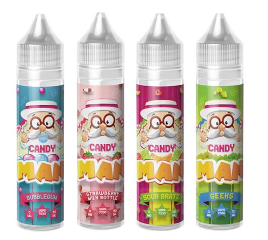 Candy Man 50ml Shortfill – £4.99