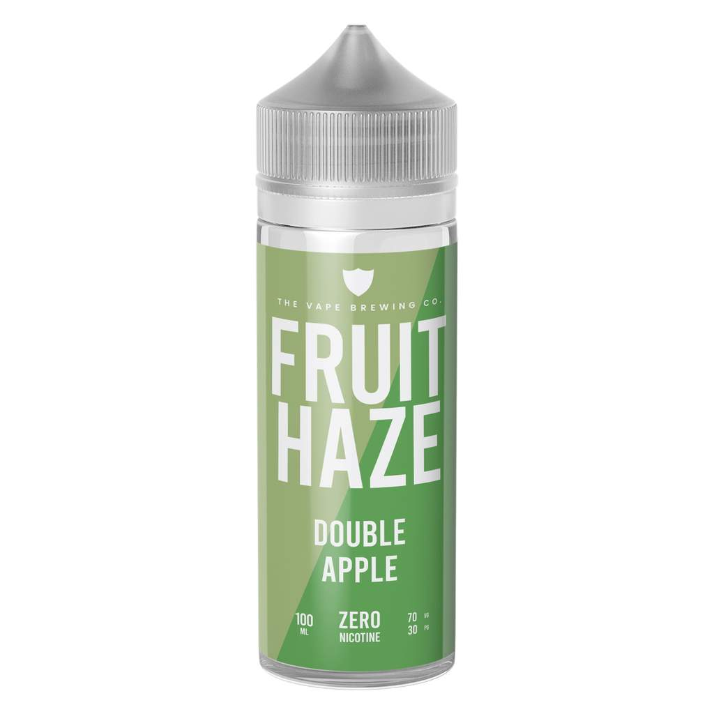 Fruit Haze Double Apple 100ml – £3.99