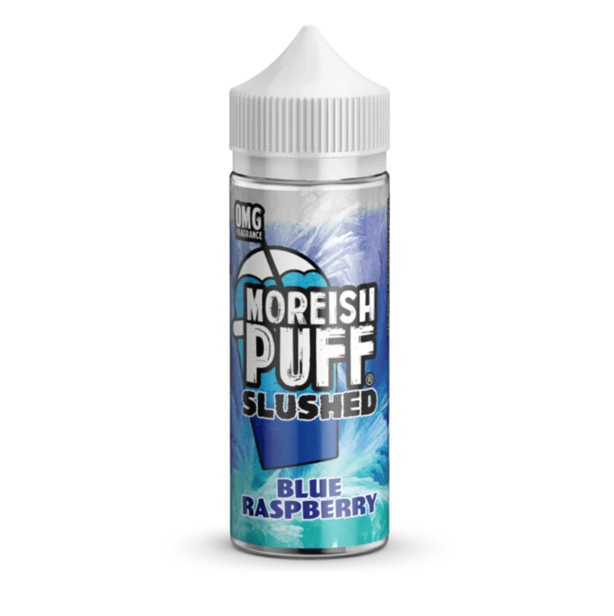 Blue Raspberry Slushed 100ml – £2.49