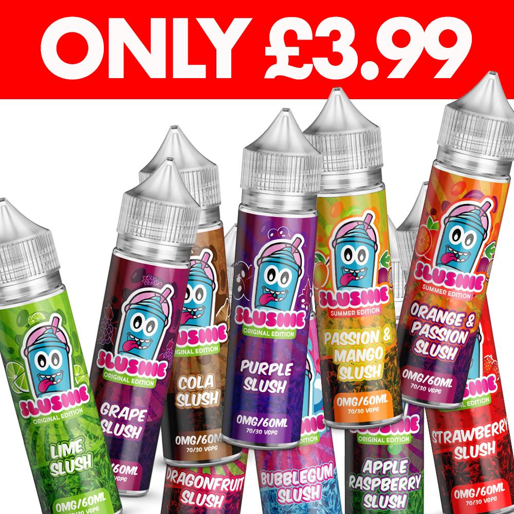 Slushie 50ml E-Liquid – £3.99