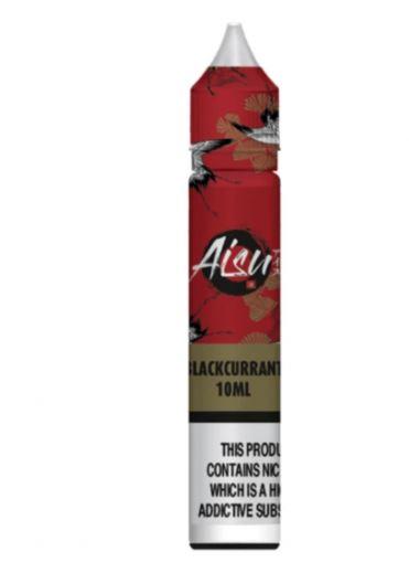 Aisu Blackcurrant Salts 10ml – £1.45