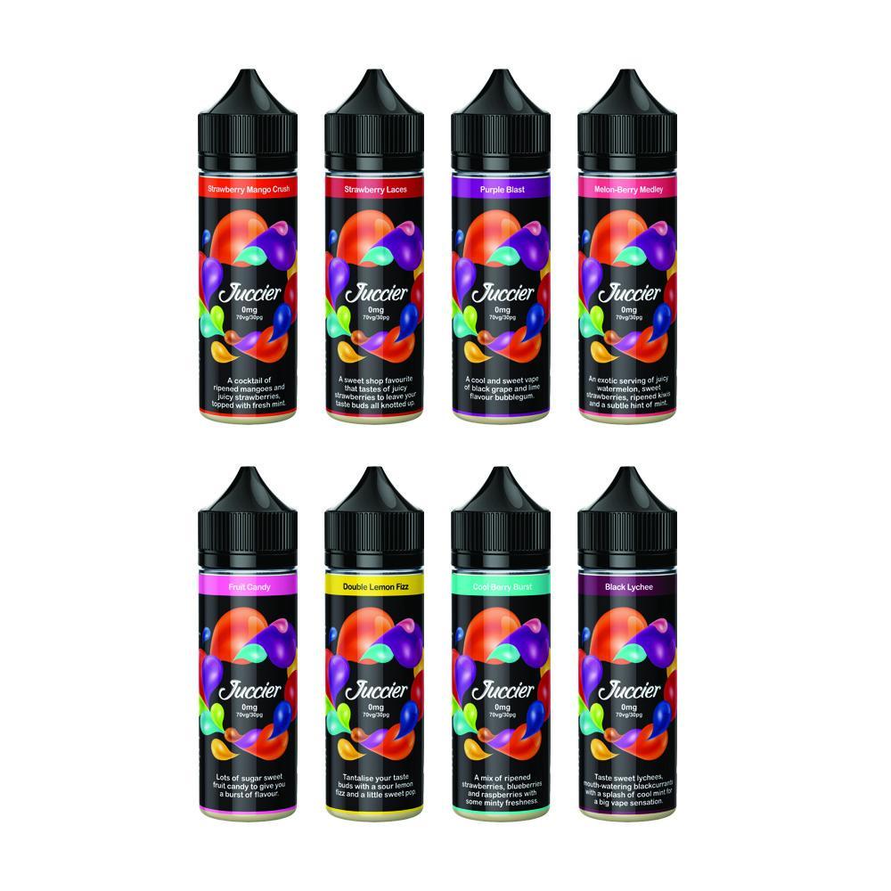 Juccier 50ml E-Liquid – £2.99