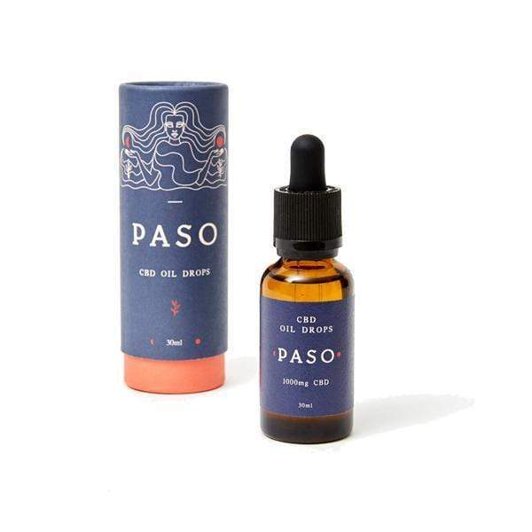 Paso 1000mg CBD Tincture Oil 30ml – £49.99