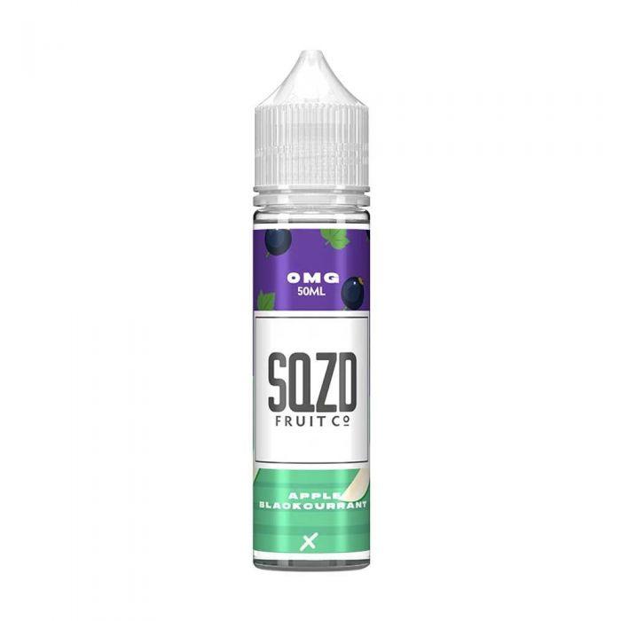SQZD 50ml E-liquid Shortfill – £7.19