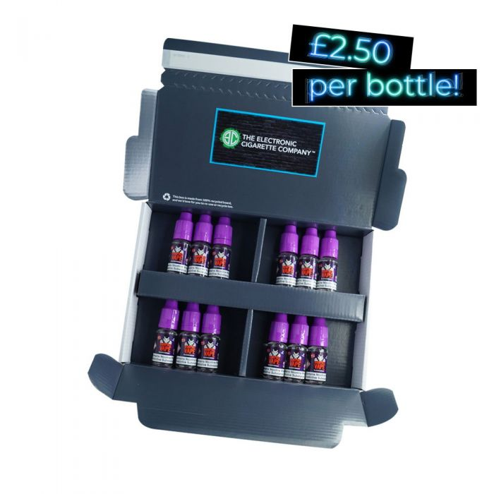 Vampire Vape E-liquid Bundles – £29.99