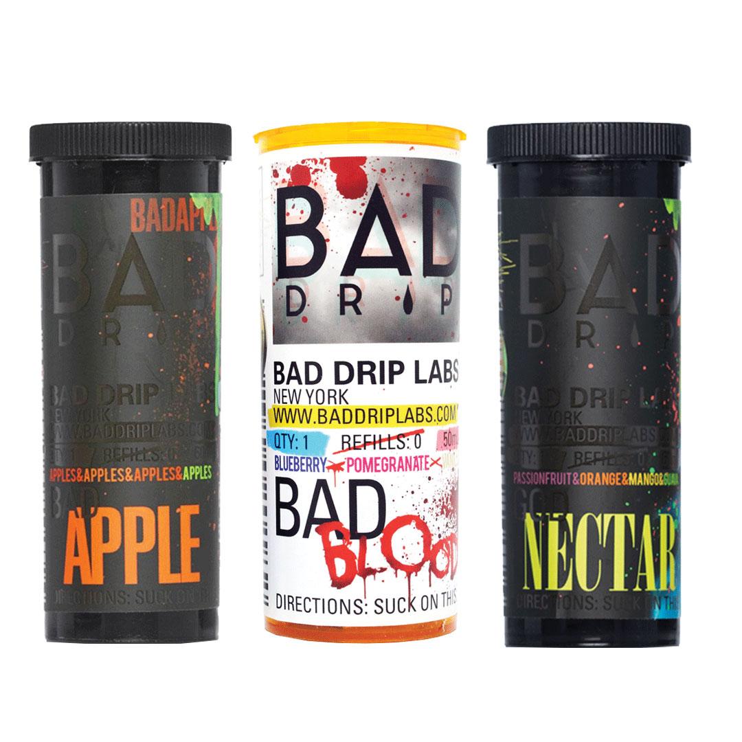 Bad Drip 50ml e-liquid – £6.49