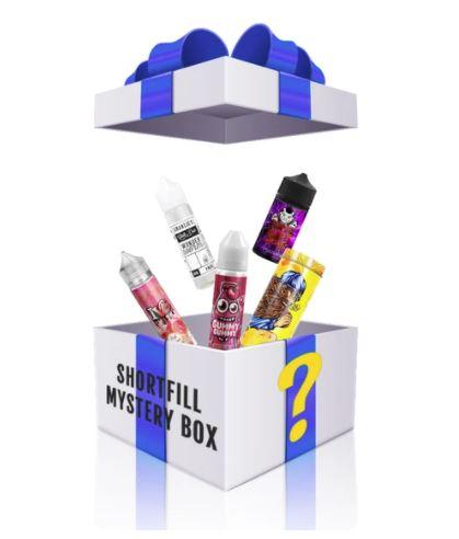 E-liquid Mystery 500ml Bundle Box – £22.95