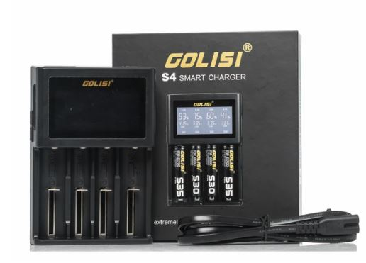 Golisi S4 2.0A Smart Charger – £11.05
