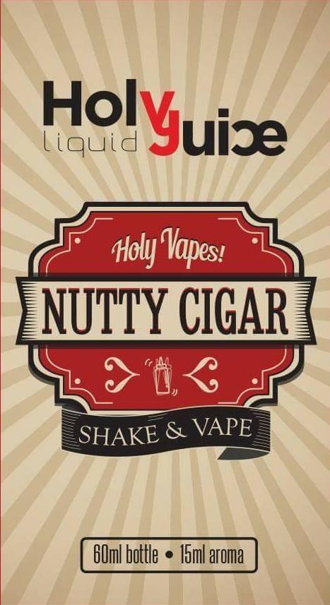 Holy Juice Nutty Cigar