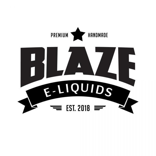 Blaze Strawberry Milkshake Premium Flavorshot 15ml
