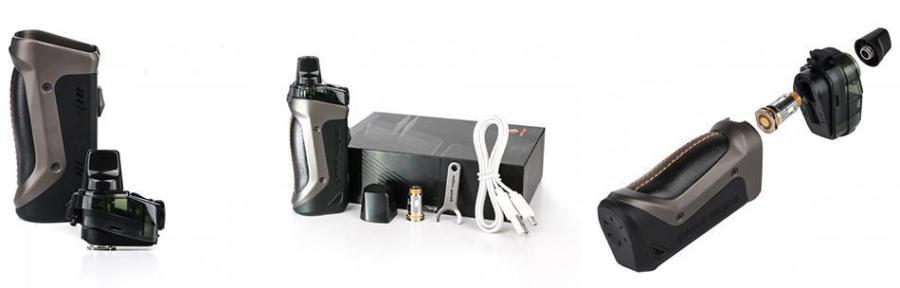 Geekvape Aegis Boost 40W Pod Kit