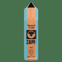 ZAP! E-Liquid - Peach Cola