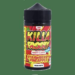 Killa Frooty E-Liquid - Strawberry Pineapple