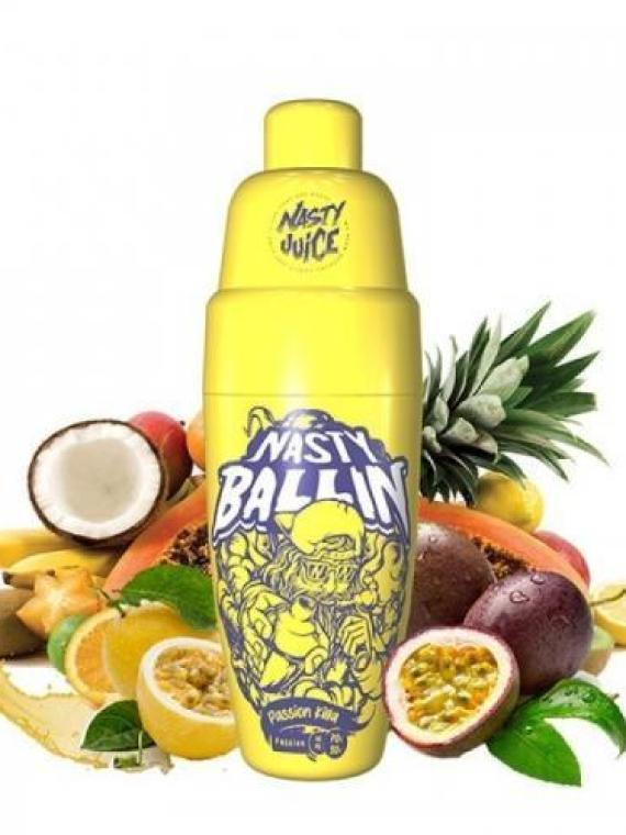 Nasty Ballin – Passion Killa – Passion – 60ml – 0mg – QuickNic Ready
