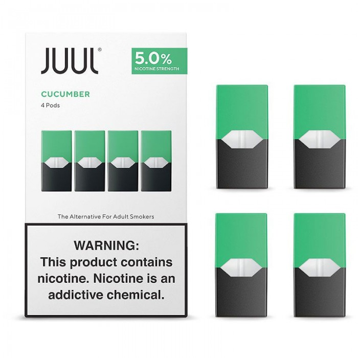 JUUL Cool Cucumber Pods
