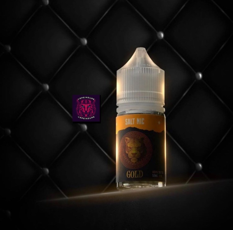 GOLD PINK PANTHER Salt Nic – 30ml – Vapeinguae