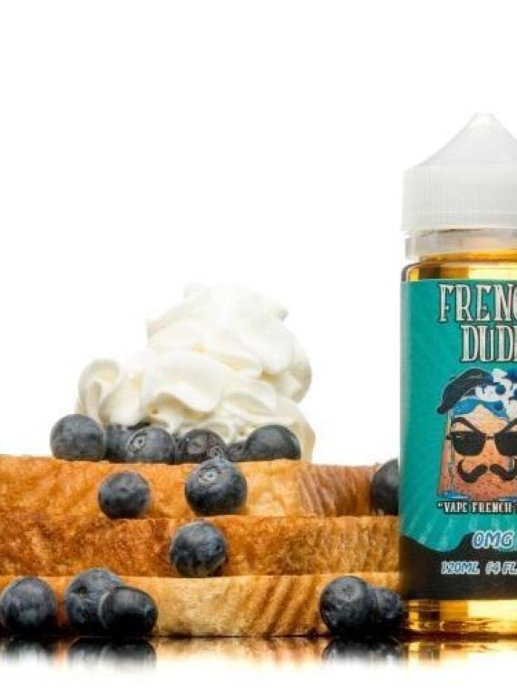 French Dude by Vape Breakfast Classics - 120 ml
