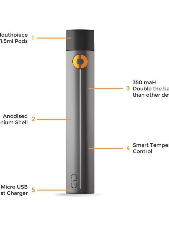 CLIC VAPOR: Best CLIC Vapor Battery System in Dubai
