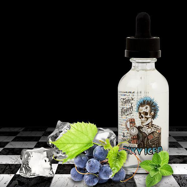 PIXY ICED BY TIME BOMB VAPORS 60ML