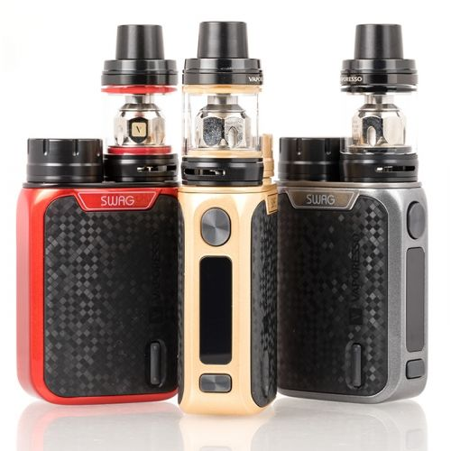 TOP VAPORESSO SWAG 80W TC STARTER KIT