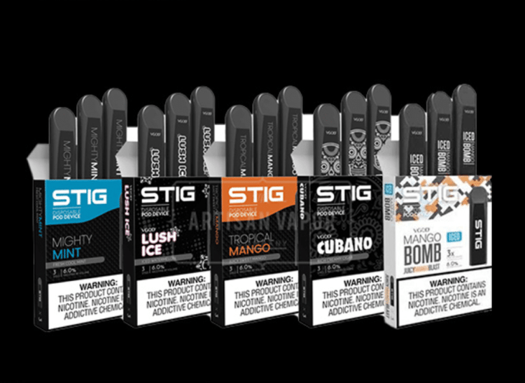 TOP STIG MIX AND MATCH BUNDLE