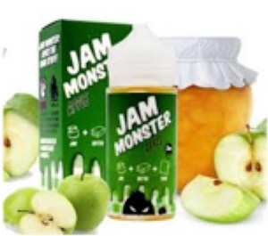 Jam Monster Apple Butter