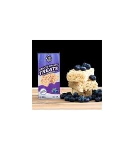 Blueberry Crispy Treats