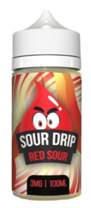 SOUR DRIP RED