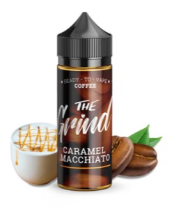 The Grind Caramel Macchiato