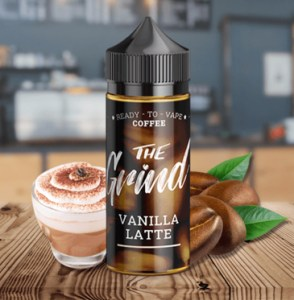 The Grind Vanilla Latte