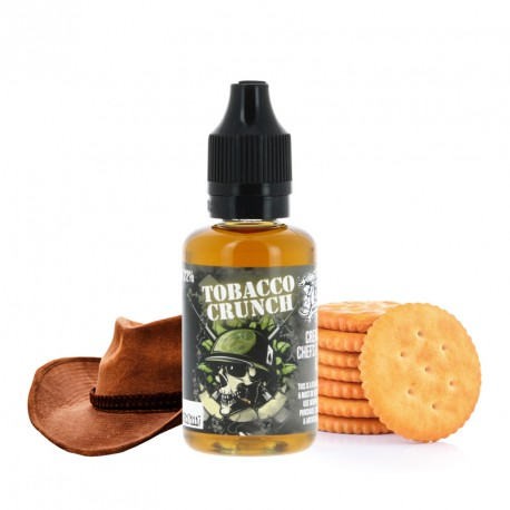 concentre tobacco crunch par chefs flavour - Chefs Flavours – Tobacco Crunch 30ml