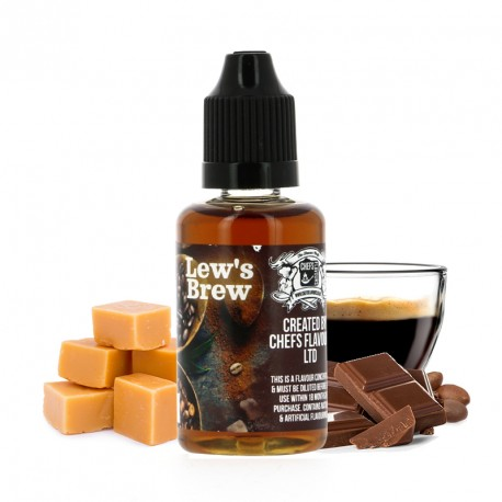 lew s brew cheesecake concentre chefs flavours osmo agora timh vaping diy thessaloniki osmo - Chefs Flavours – Lew's Brew 30ml