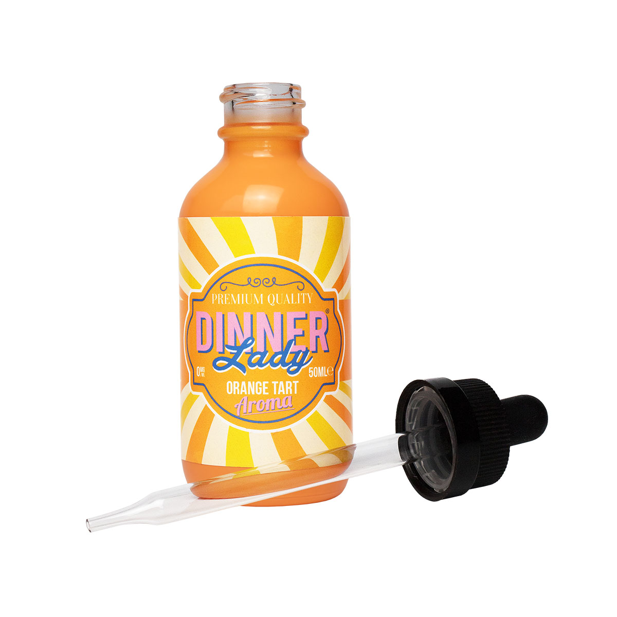 Dinner Lady Orange Tart - Dinner Lady Orange Tart 50ml for 60ml
