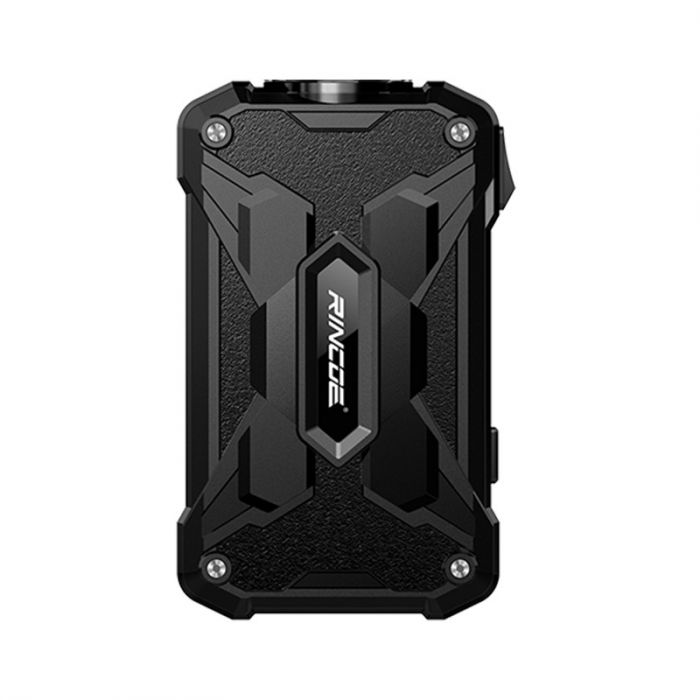 mechmanfullblack - Box MOD Rincoe Mechman Steel Case TC Kit 228W-1τμχ