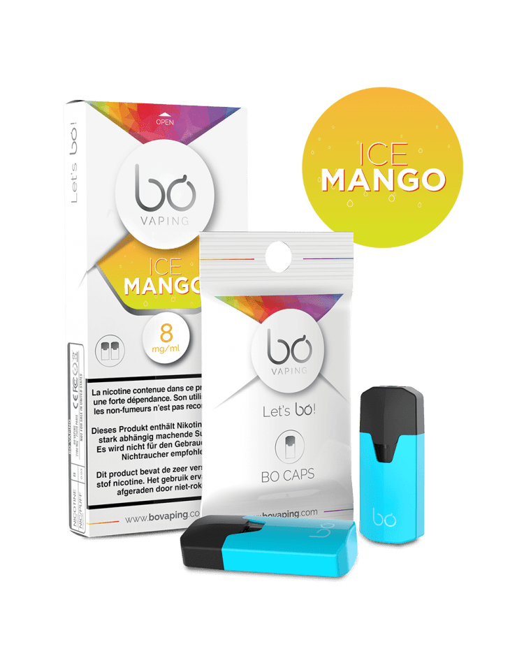 bo vaping ice mango - Αρχική